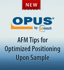 OPUS Tips for Optimized Positioning Upon Sample